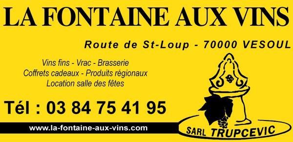 La Fontaine aux vins